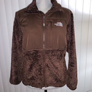 The North Face Furry Fleece Jacket women's Small S